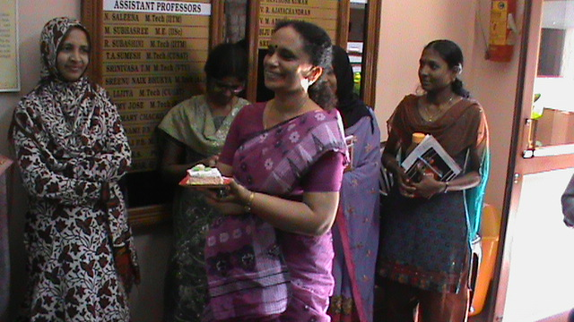 Cake Making Classes In Calicut :  Dr. S D Madhu Kumar